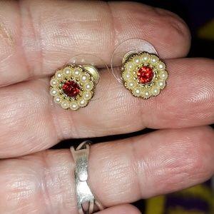 Gorgues vintage earrings
